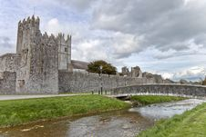 Free Fethard Abbey In Co. Tipperary, Ireland. Stock Images - 19146564