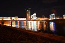 Free Evening Minsk. Belarus. Stock Photography - 19146702