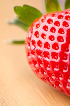 Free Red Strawberry Royalty Free Stock Images - 19149989