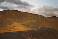 Free Iceland Landscape Royalty Free Stock Image - 19157136