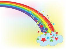Free Rainbow Stock Photo - 19157500