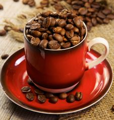 Free Coffee Bean Stock Photos - 19157503