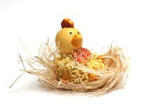 Free Chicken Easter Stock Images - 19157584