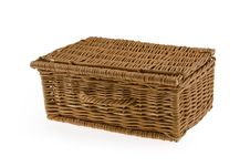 Free Wicker Basket Stock Images - 19157894