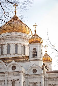 Free The Cathedral Of Christ The Savior Stock Images - 19158334