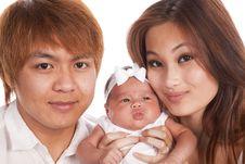 Free Loving Parents Royalty Free Stock Photo - 19159425