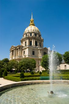Free Napoleon S Tomb At Les Invalides Stock Photo - 19159470