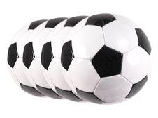 Free Soccer Balls Stock Photo - 19159480