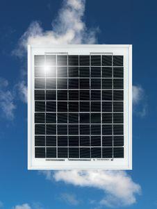 Free Solar Panel Stock Photo - 19159730