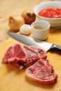 Free Lamb Chop Royalty Free Stock Images - 19162989