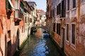 Free Old Venetian Streets Stock Image - 19167511