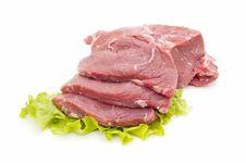 Free Fresh Meat Royalty Free Stock Photo - 19160935