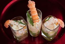 Free Laugoustine & Cucumber Cocktail Stock Image - 19161401