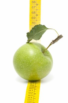 Free Apple Diet Stock Images - 19161494