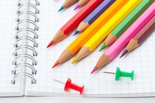 Free Color Pencils Stock Photo - 19162100