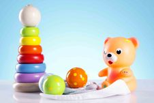 Free Toys! Fun And More! Royalty Free Stock Image - 19162576