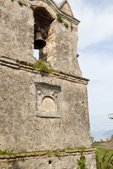 Free Old Campanile Near Preveza In Greece Stock Image - 19163461