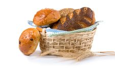 Free Bread Royalty Free Stock Photography - 19163637