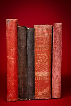 Free Old Books Stock Image - 19163871