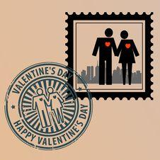 Free Valentine Day Royalty Free Stock Photo - 19164715