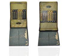 Free Vintage Calculator Machine Stock Photo - 19165250