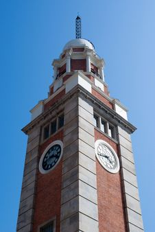 Free Clock Tower Stock Photography - 19165332