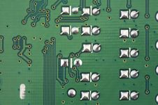 Free Electronic Circuit Board Royalty Free Stock Images - 19165589