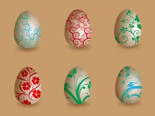 Free Easter Eggs Stock Photos - 19165963