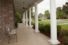 Free Front Porch Stock Photos - 19166693