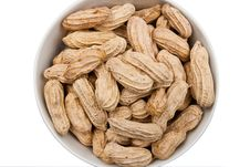 Free Boiled Peanuts Stock Photography - 19167822