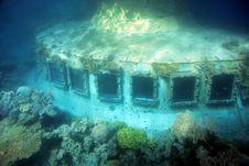 Free Sunken Ship Stock Photos - 19168283