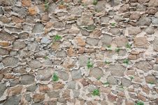 Free Old Stone Wall Background Stock Photo - 19168570