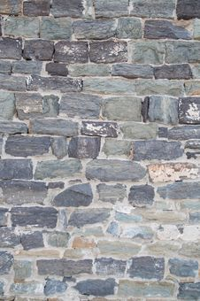 Free Old Stone Wall Background Stock Image - 19168611