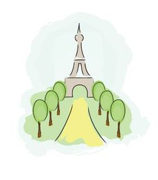 Free Eiffel Tower Royalty Free Stock Images - 19168919