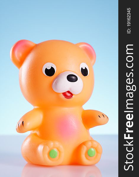 Baby background, bear