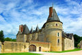 Free Picturesque Landscape With France Castle Royalty Free Stock Photography - 19171457