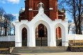 Free Entrance Gate To The Catholic Church In Arch Royalty Free Stock Photo - 19172865