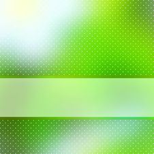 Free Abstract Green Background With Copyspace Stock Photography - 19171042