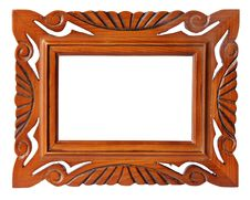 Free Wooden Frame Royalty Free Stock Photos - 19172508