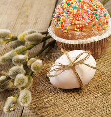 Free Easter Still-life Royalty Free Stock Images - 19172639