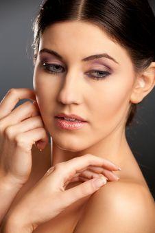 Free Beauty Portrait Royalty Free Stock Photo - 19172675