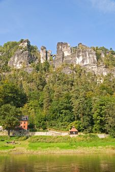 Free Bastei Germany Stock Photo - 19172820