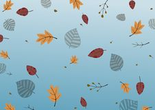Free Autumn Leaves Stock Images - 19172964