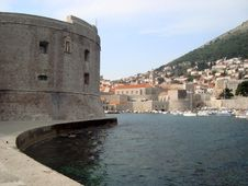 Free Dubrovnik Old Town Royalty Free Stock Photo - 19173235