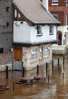 Free York Floods Royalty Free Stock Images - 19173449