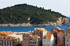 Free Dubrovnik Croatia Island Lokrum Stock Photo - 19174390
