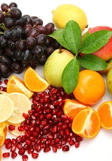 Free Ripe Fruit Royalty Free Stock Image - 19174396