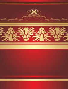 Free Retro Background. Wrapping Royalty Free Stock Photography - 19175307