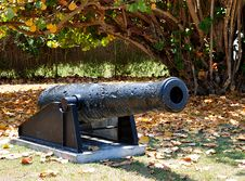 Free Civil War Cannon Stock Photo - 19177990
