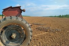 Free Seeder Stock Photos - 19178193